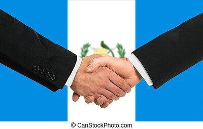 drapeau, guatemala