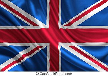 drapeau, royaume-uni