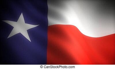 drapeau, (seamless), texas