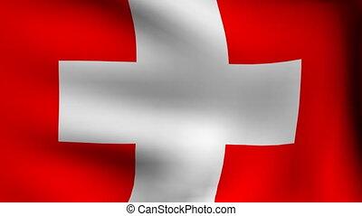 drapeau suisse, fond