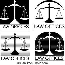 droit & loi, bureaux