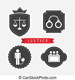 droit & loi, conception