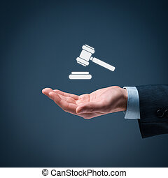 droit & loi, services