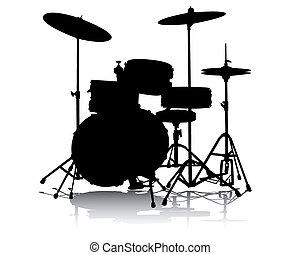 drum-type, installation