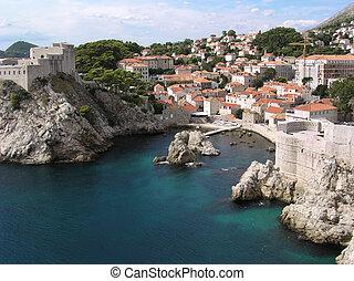 dubrovnik, (croatia)