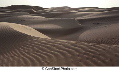 dunes, oman, sable