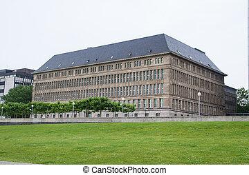 dusseldorf's, bureaux