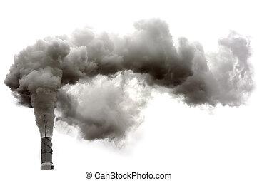 dyrty, fumée