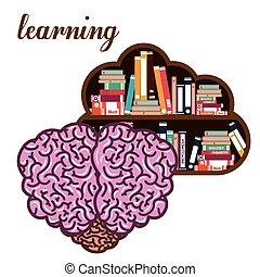 e-apprendre, conception