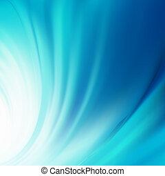 eau, 8, swirling., eps, illustration