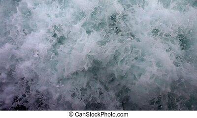 eau, mer, vagues
