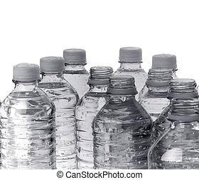 eau, mis bouteille