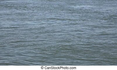eau, ou, lac, mer, océan