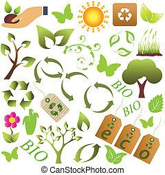 eco, symboles, environnement