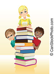education, enfants
