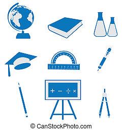 education, icône
