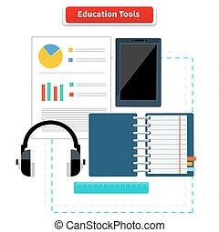 education, outils