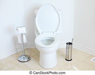 embraser, toilette