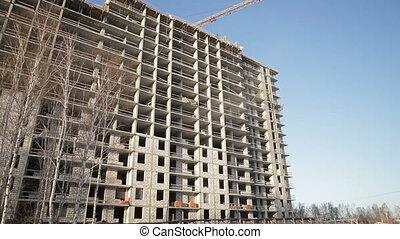 emmagasiner construction, appartement
