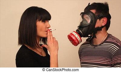 empoisonnement, cigarettes