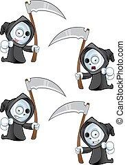 en avant!, reaper, pointage
