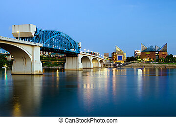 en ville, chattanooga, tennessee