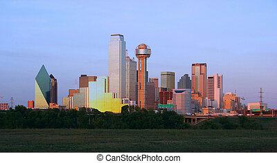 en ville, dallas, texas