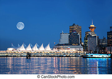 endroit canada, vancouver
