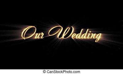 (english), notre, mariage