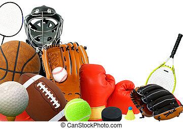 engrenages, sports