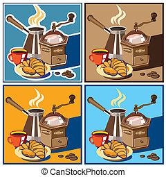 ensemble café