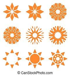 ensemble soleil, symbolique
