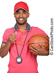 entraîneur, sports