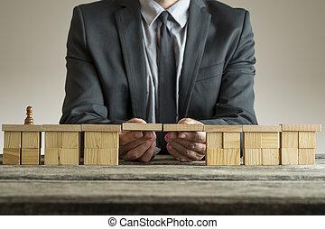 envergure, bâtiment, échecs, trouée, pion, pont, morceau