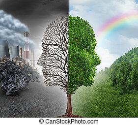 environnement, changement