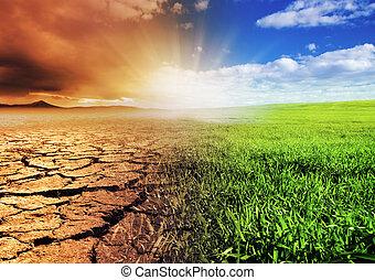 environnement, changer