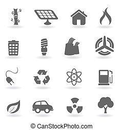 environnement, symboles, écologie