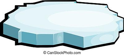 eps10, ice., illustration