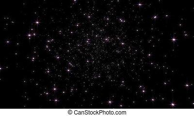 espace, étoile, ciel