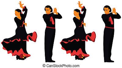 espagne, flamenco
