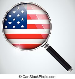 espion, gouvernement usa, pays, programme, nsa