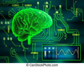 esprit, numérique