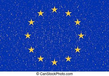 eu, drapeau