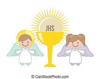 eucharistie, conception