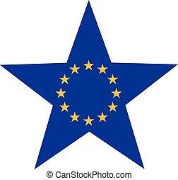 europe, étoile