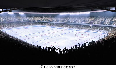 event., stadium., hockey, sports