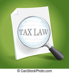 examiner, droit & loi, impôt