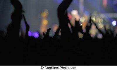 exciter, musical, événement