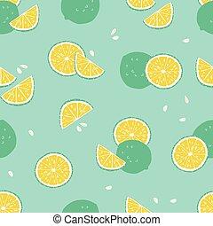 exotique, wallpaper., reprise, cadeau, pattern., textile, recours, vecteur, vert, spa, suitable, plage, emballer, chaux