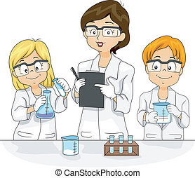 expérience science